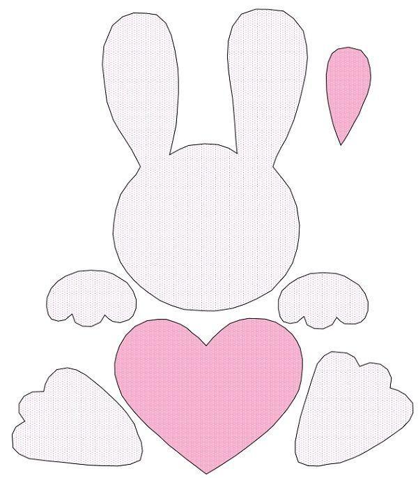 Gráfico 01: | conejo de Pascua | Pinterest | Pasqua, Coniglietto ...