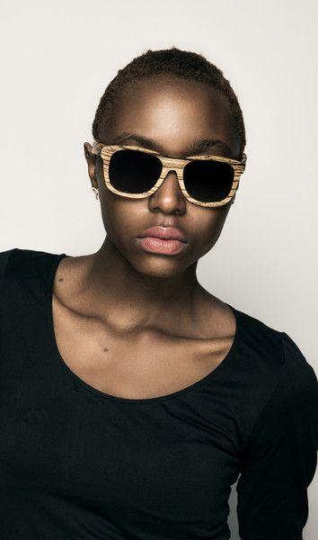 51928c357d Bohten Sunglasses- Barklae S - ZebraWood