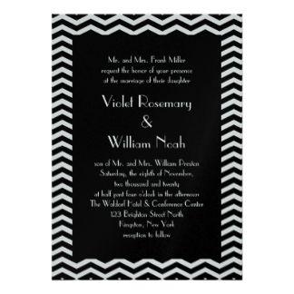Roaring 20s Wedding Invitations | Flapper Wedding Invitations, 64 Flapper Wedding Invites ...