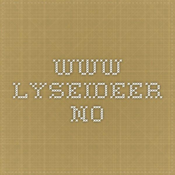 www.lyseideer.no