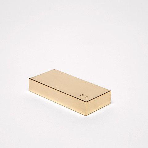 Daniel Emma Plank Paperweight