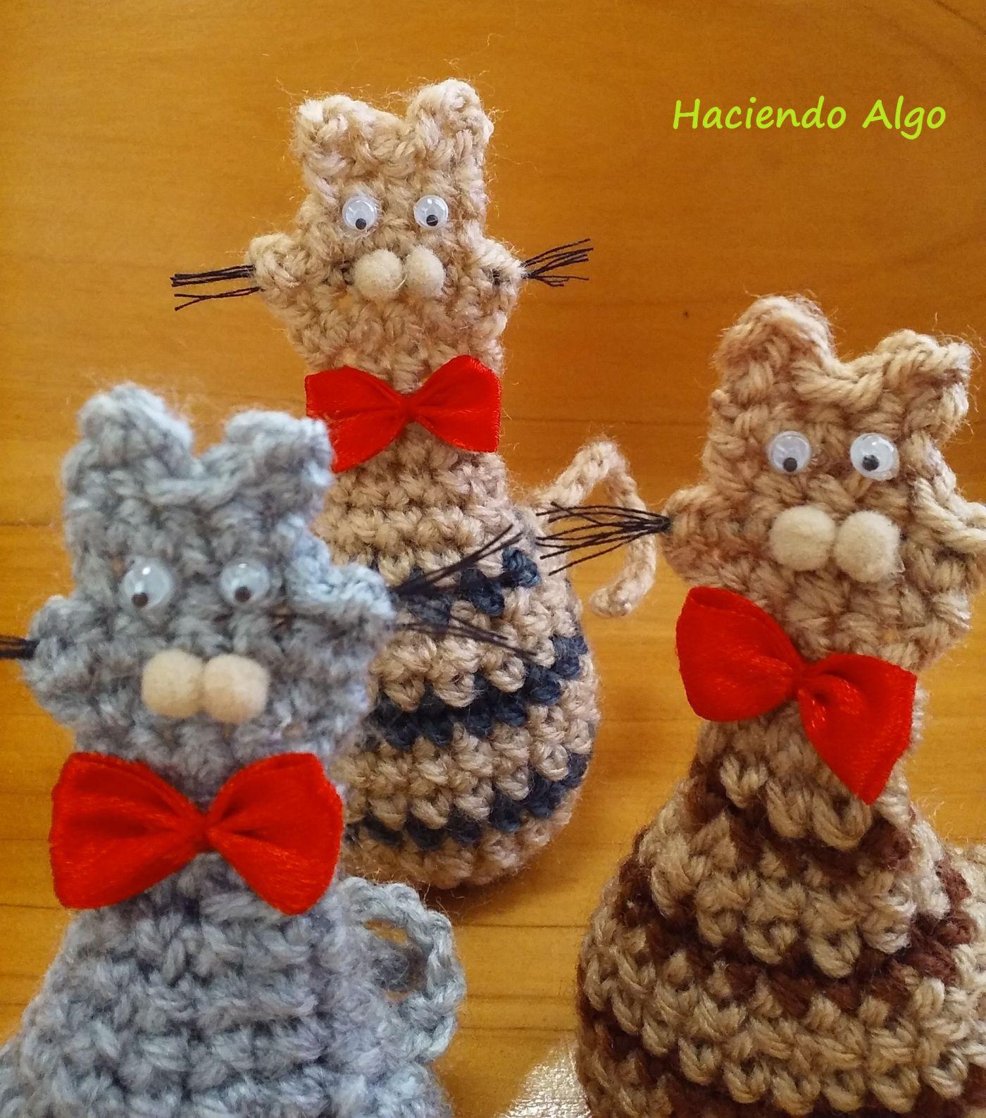 Perfecto Hola Patrón Del Gatito Crochet Manta Friso - Manta de Tejer ...