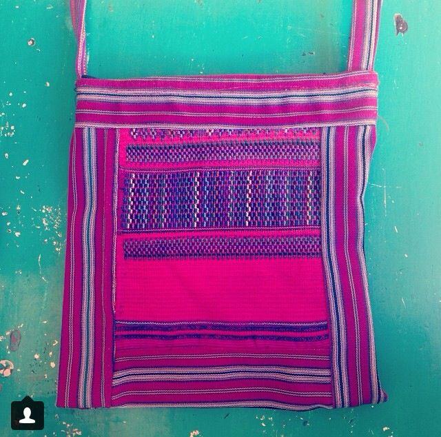 Textiles purse