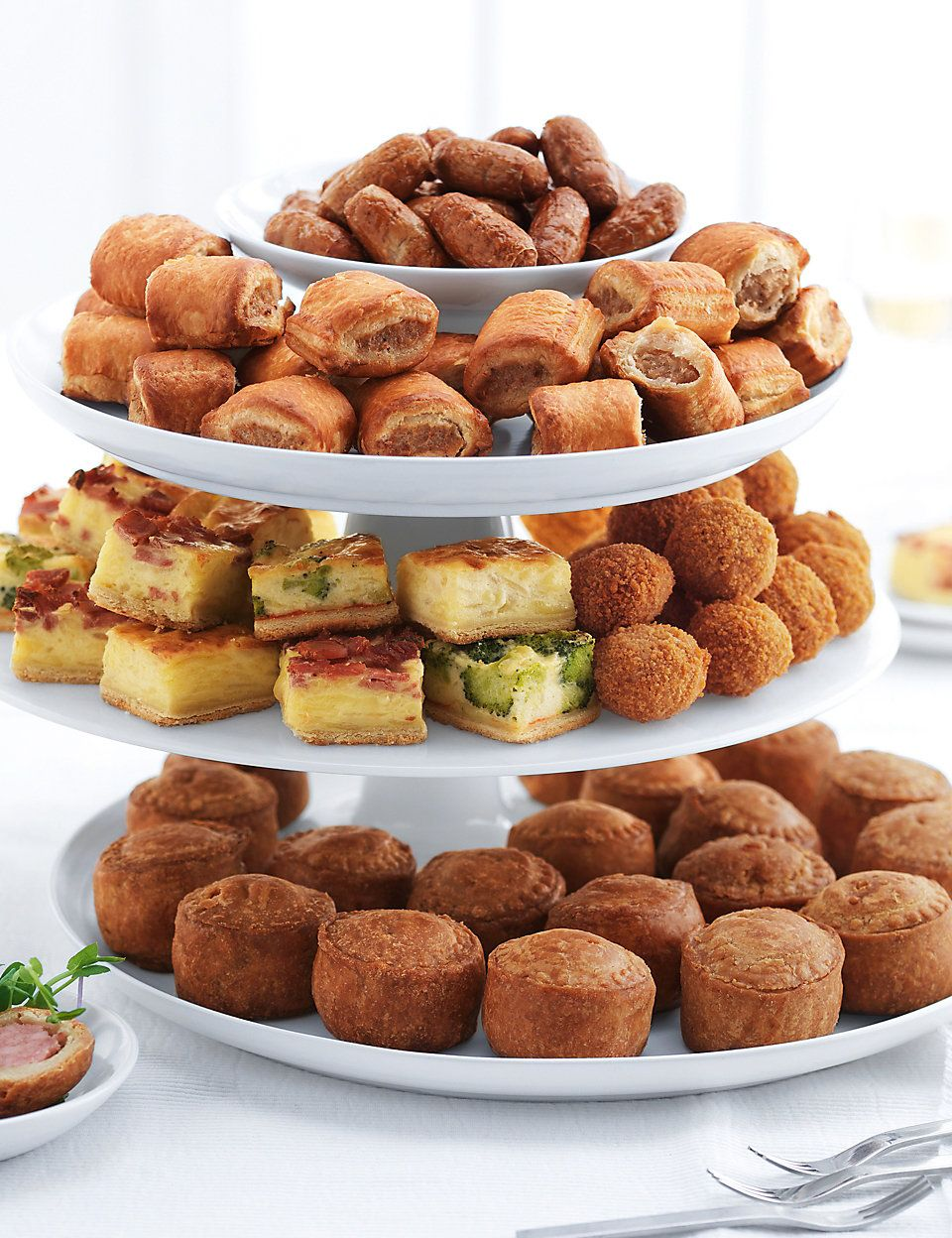 98 Piece Party Selection M S Food Food And Drink Dog Food