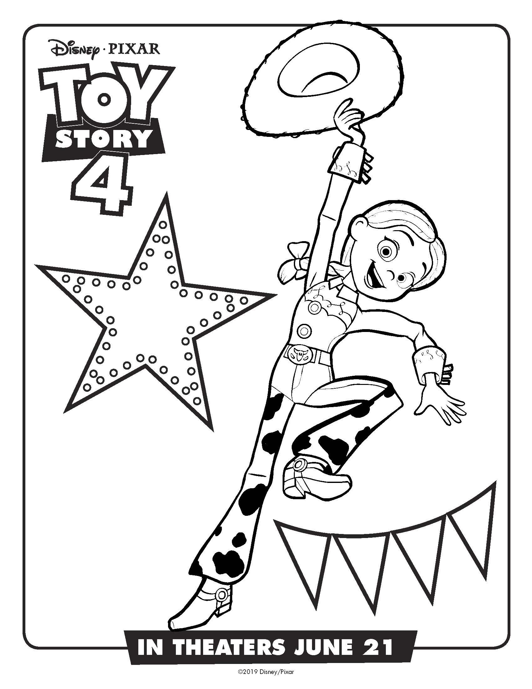 Toy Story Free Printable Coloring Sheets Toy Story Coloring Pages Disney Coloring Pages Toy Story Printables