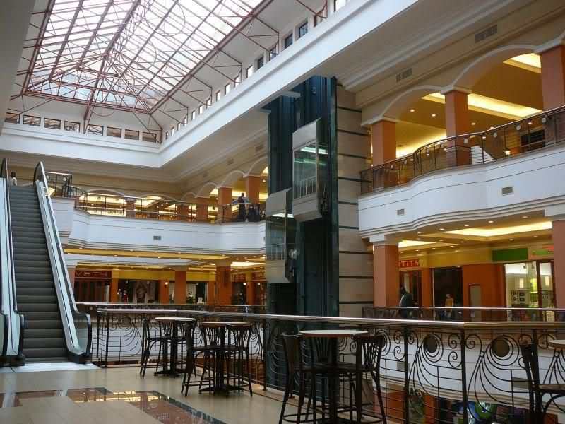 inside Nairobi mall Coalition government, New chapter