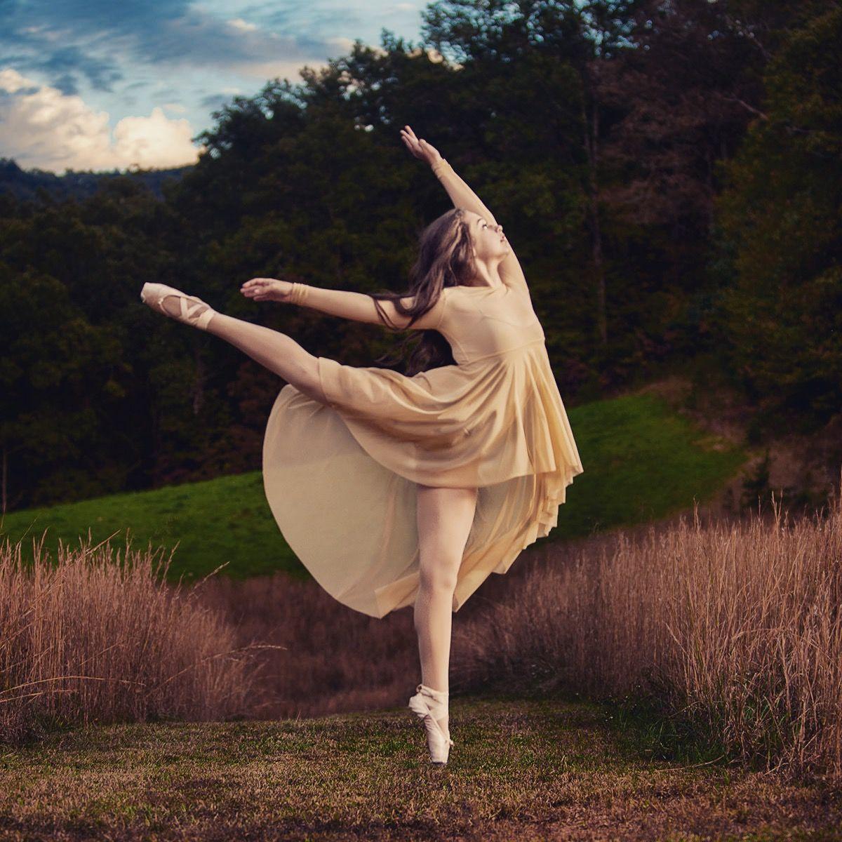 Field dancer dance photo shoot dance photography