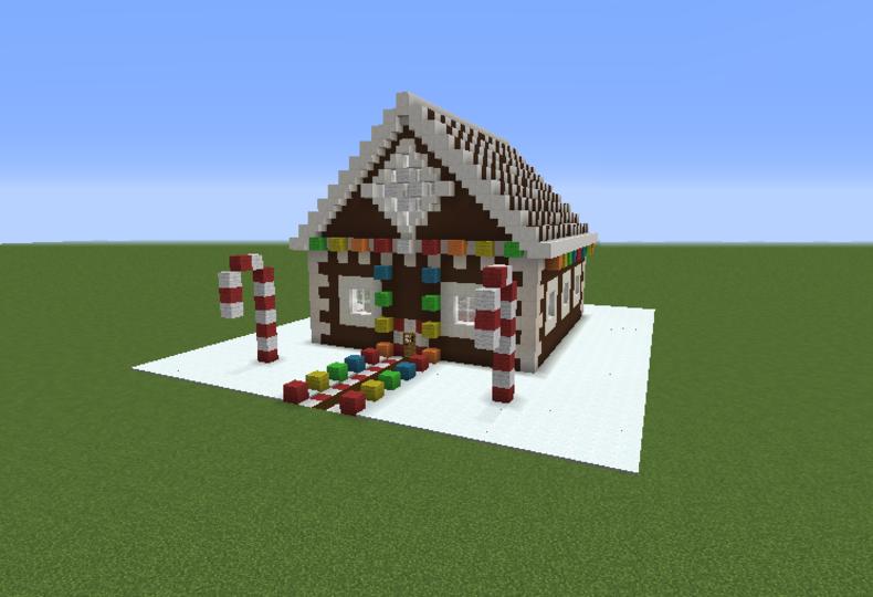 Christmas House - Grabcraft