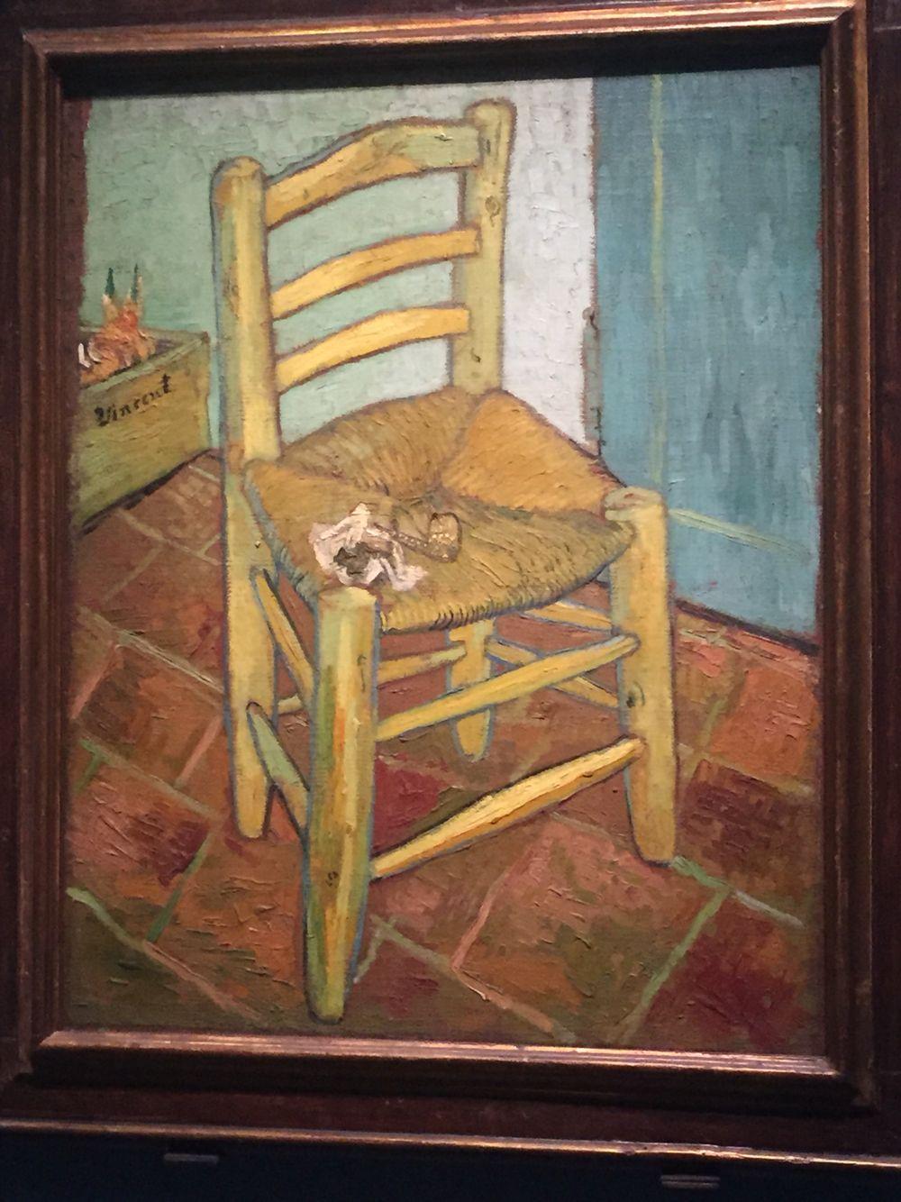 Silla Van Gogh 2
