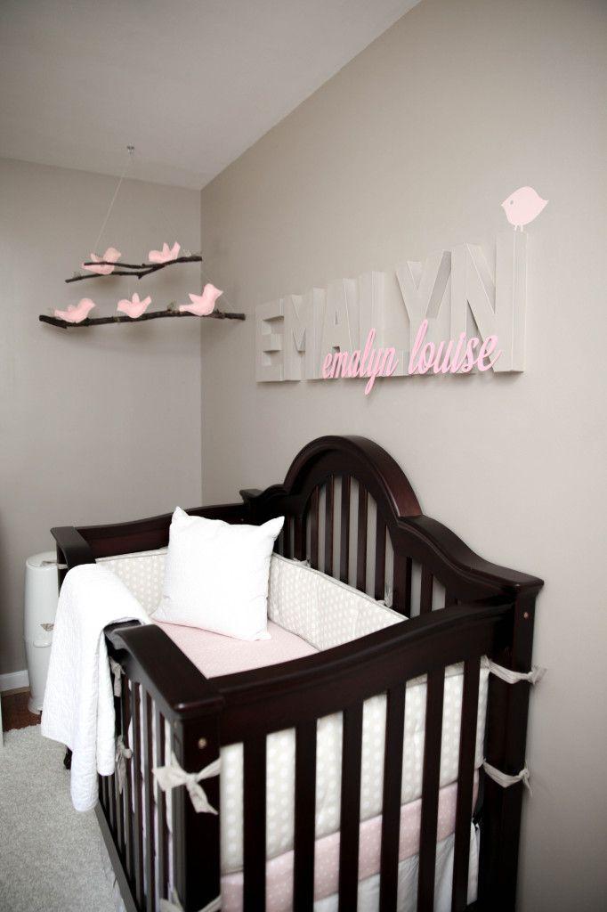 Simply Sweet Diy Project Nursery Baby Girl Room Girl Room Baby Room Decor