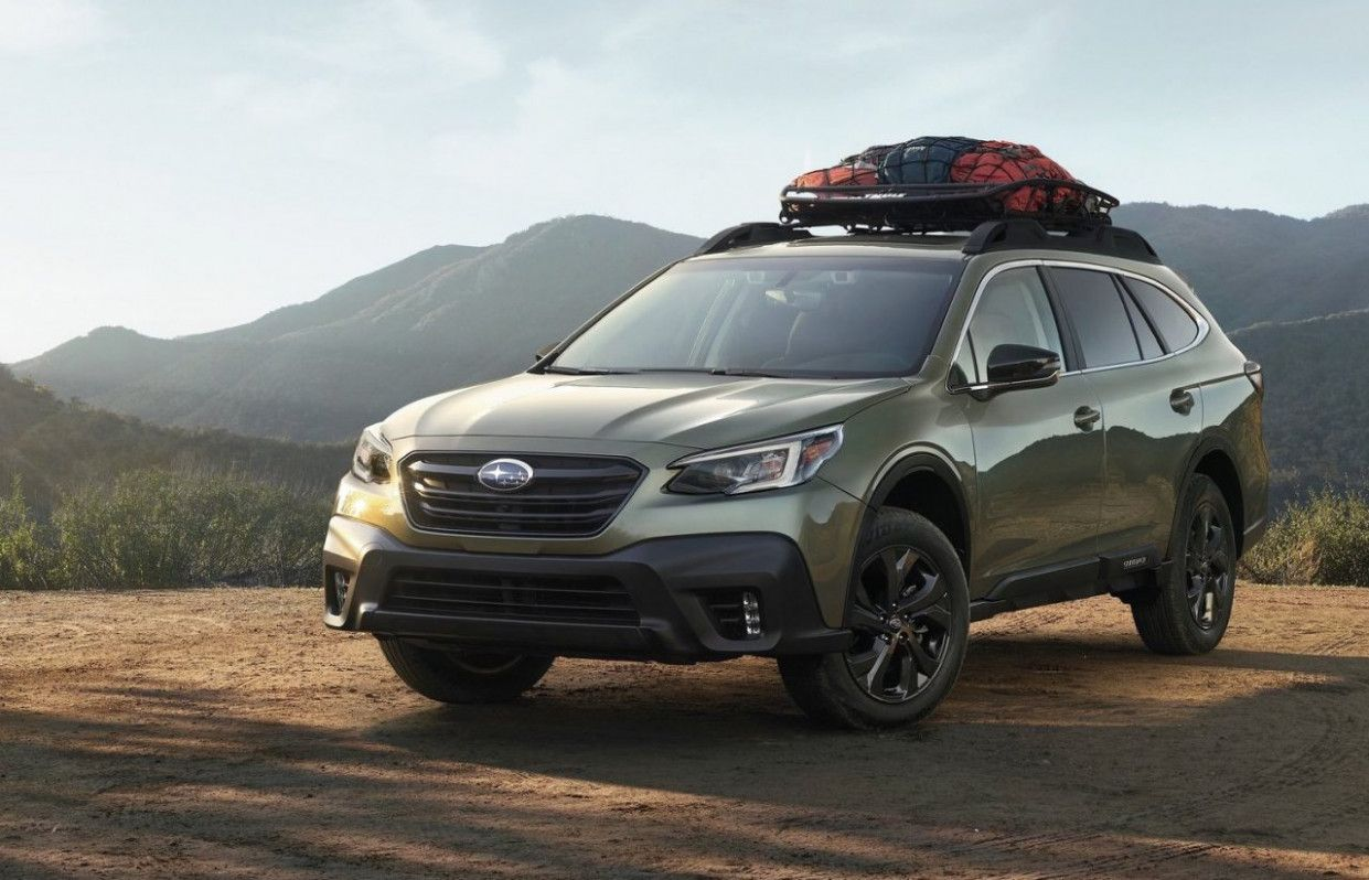 2020 Subaru Headlights Speed Test 2020 Car Reviews Subaru Outback Subaru Outback Offroad Subaru