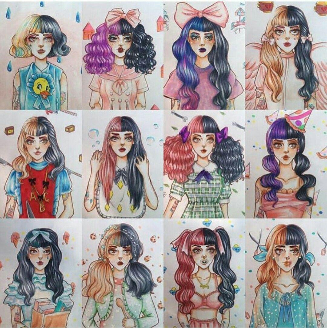 Melanie Martinez Drawings Melanie Martinez Anime Melanie Martinez