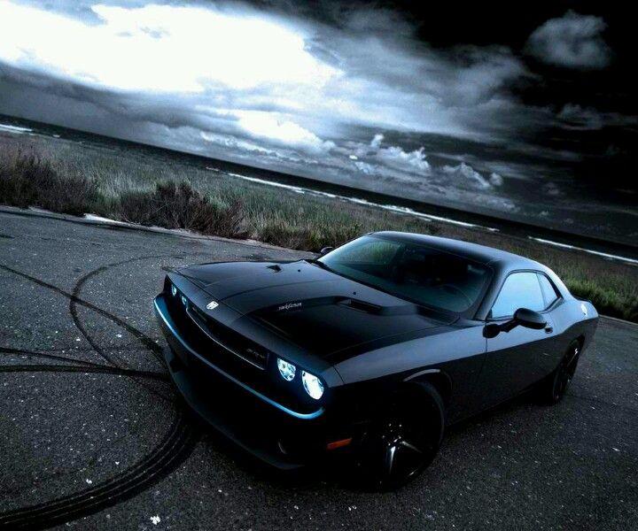 Night Rider Cars Dodge Challenger Dodge Cars