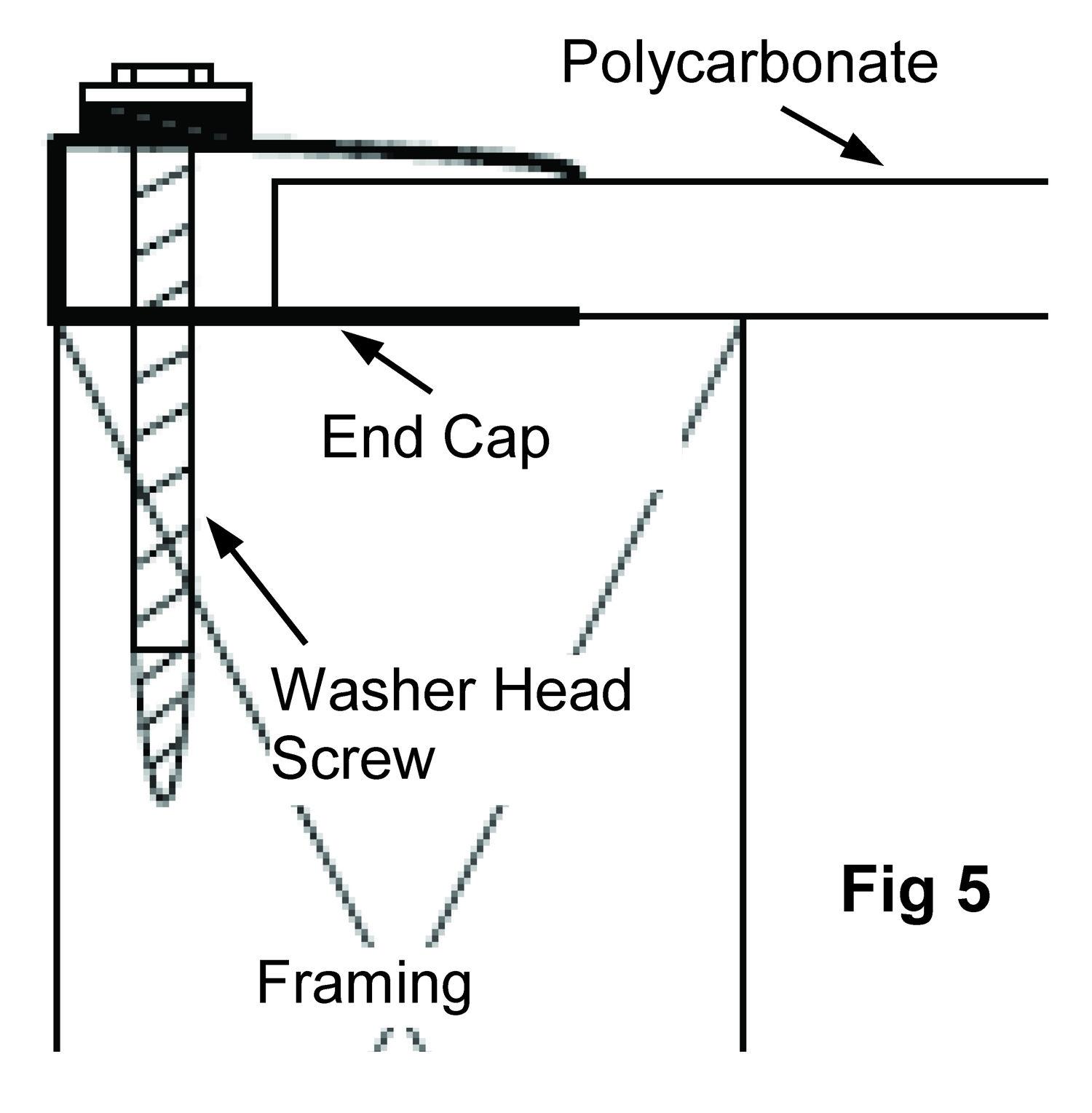 Polycarbonate Connection Details Google Search