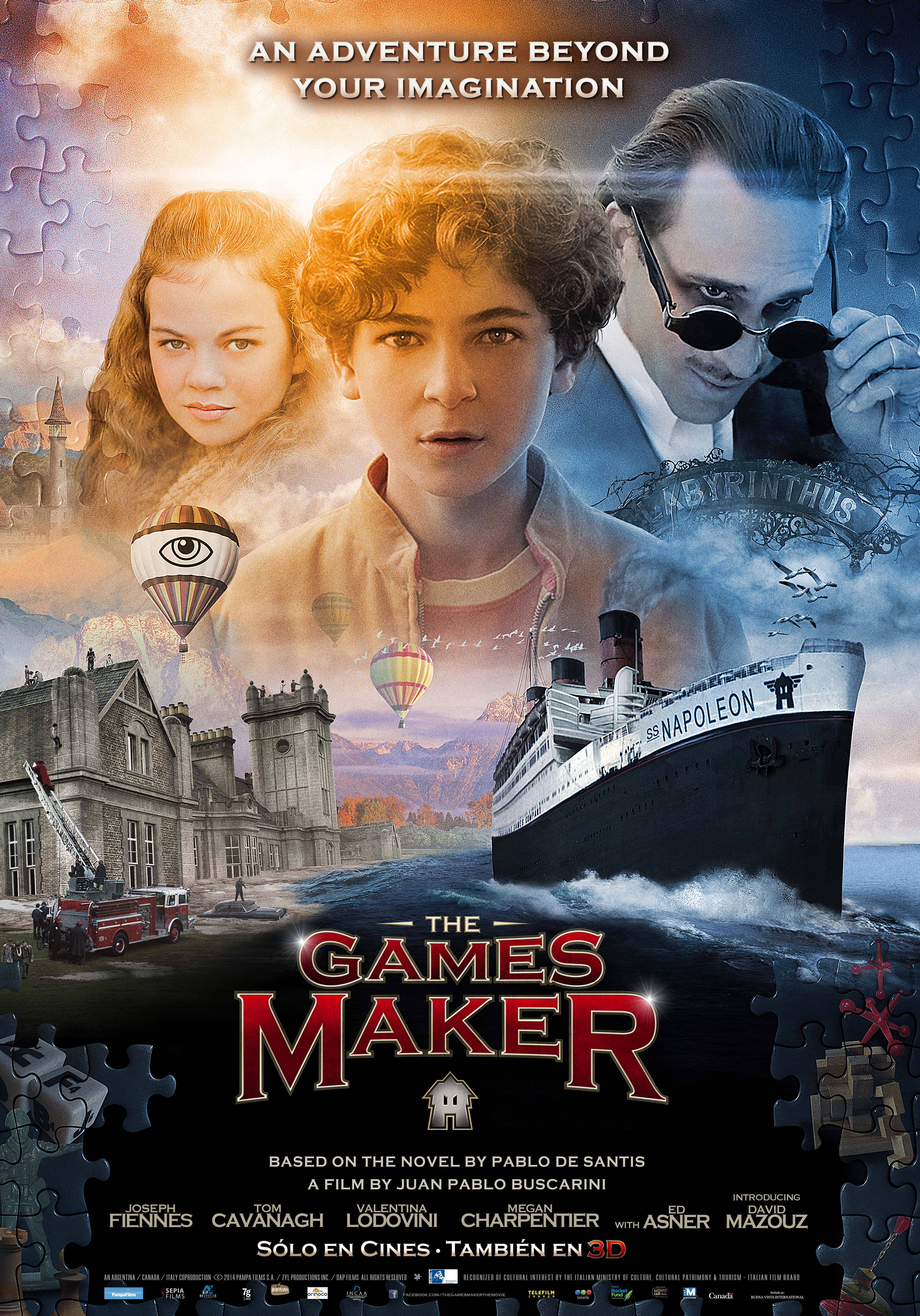 """""""Games Maker"""" Sundance Free movies online, Movies to"""