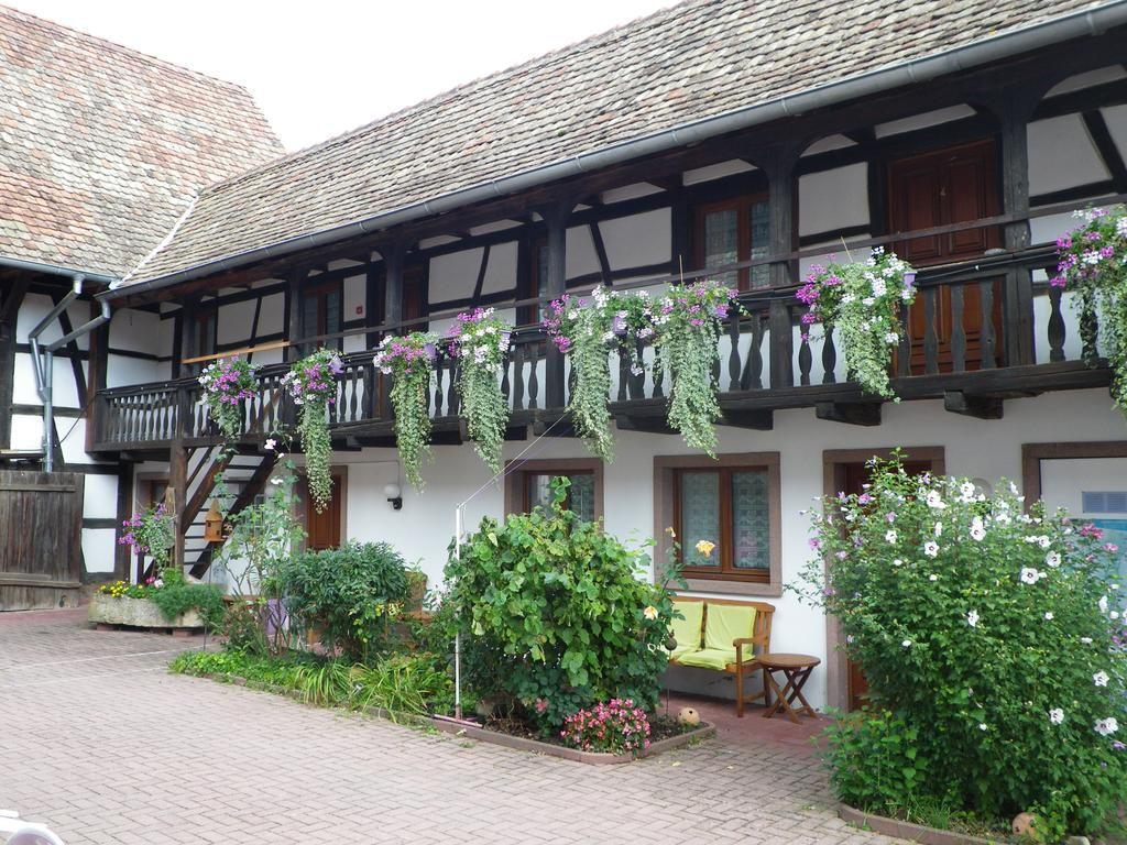 Epingle Sur Maison Alsacienne