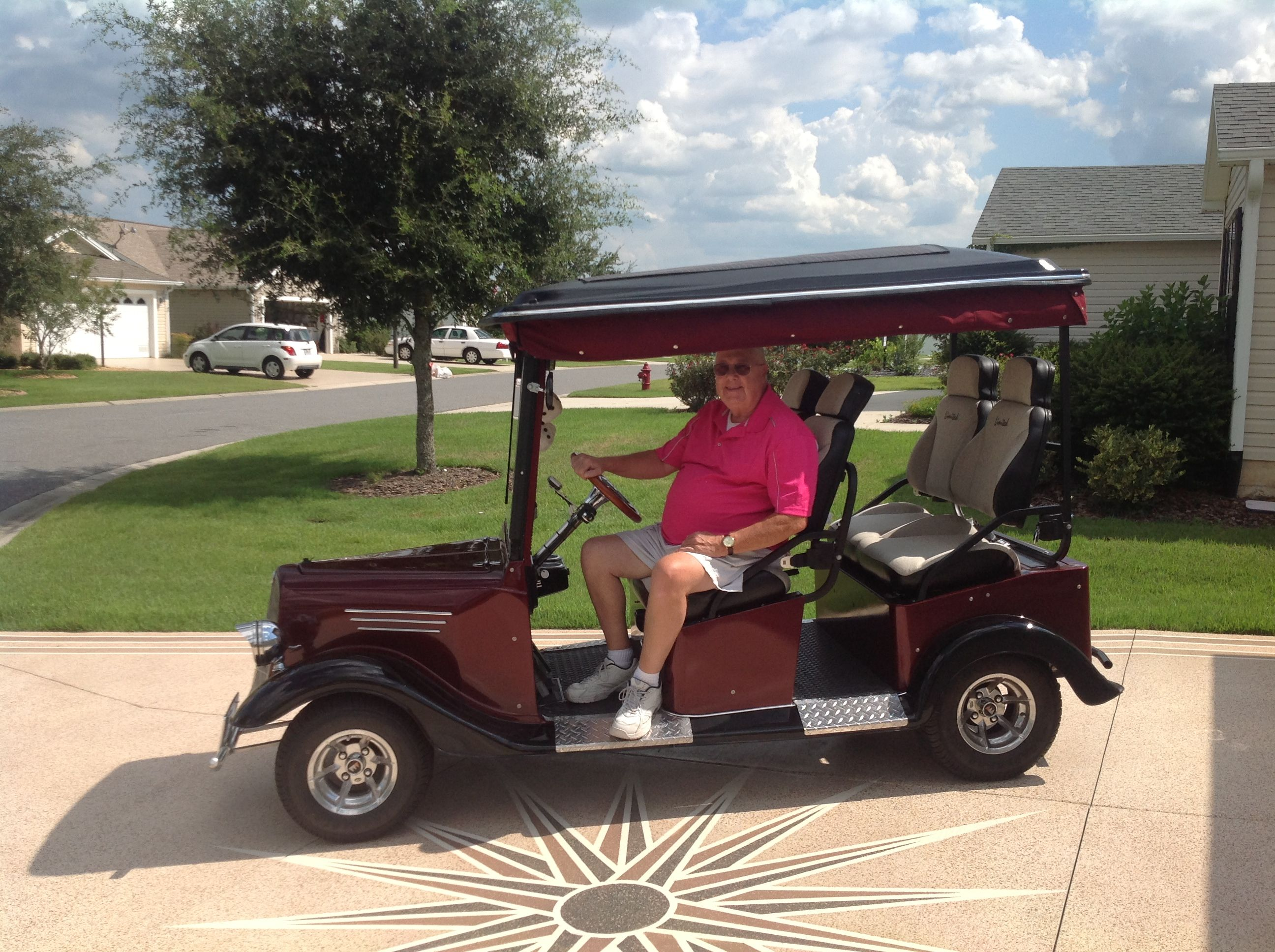 H Golf Cart Roof Html on