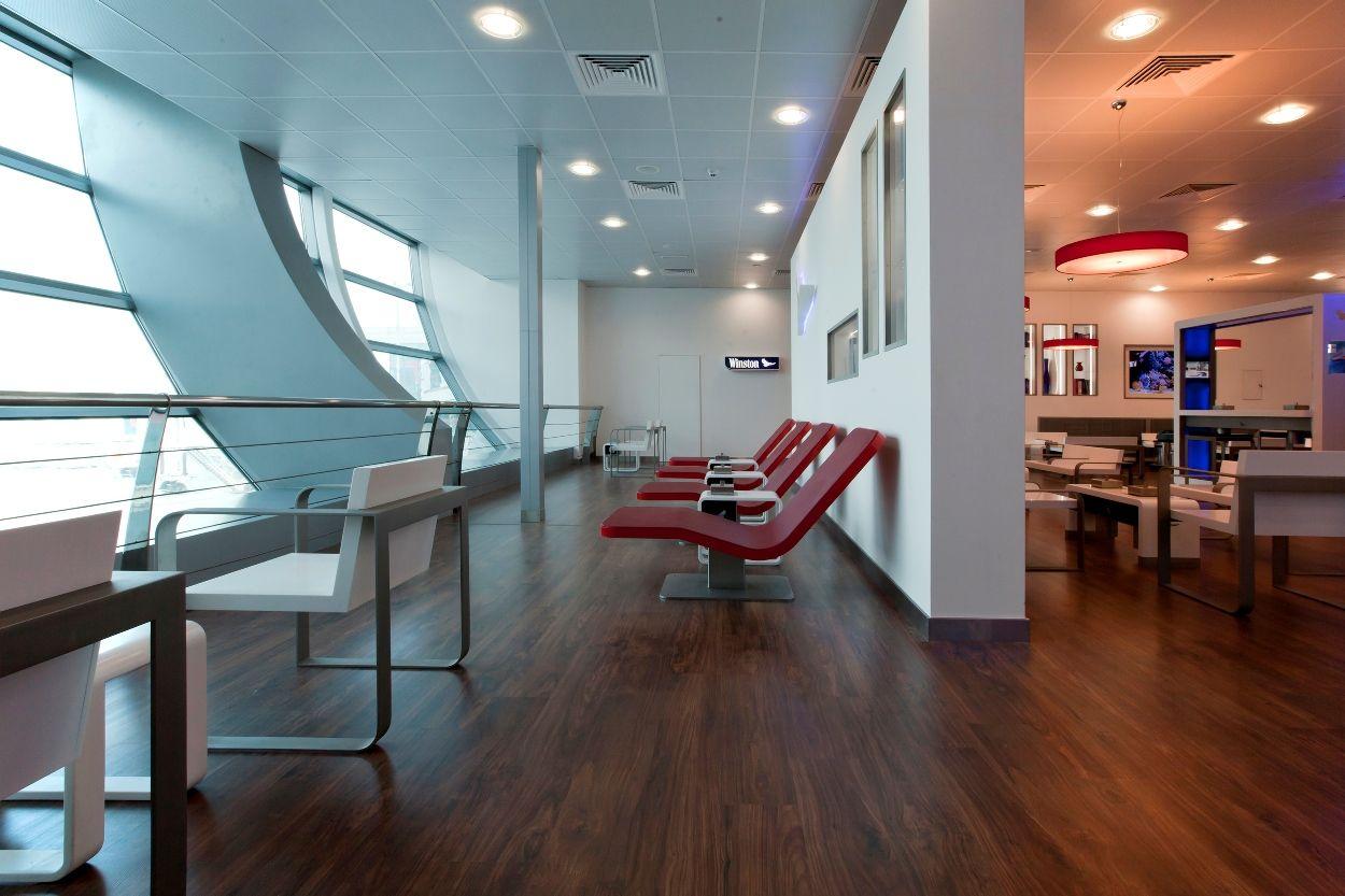 Pin On Winston Smoking Lounge Dubai Airport
