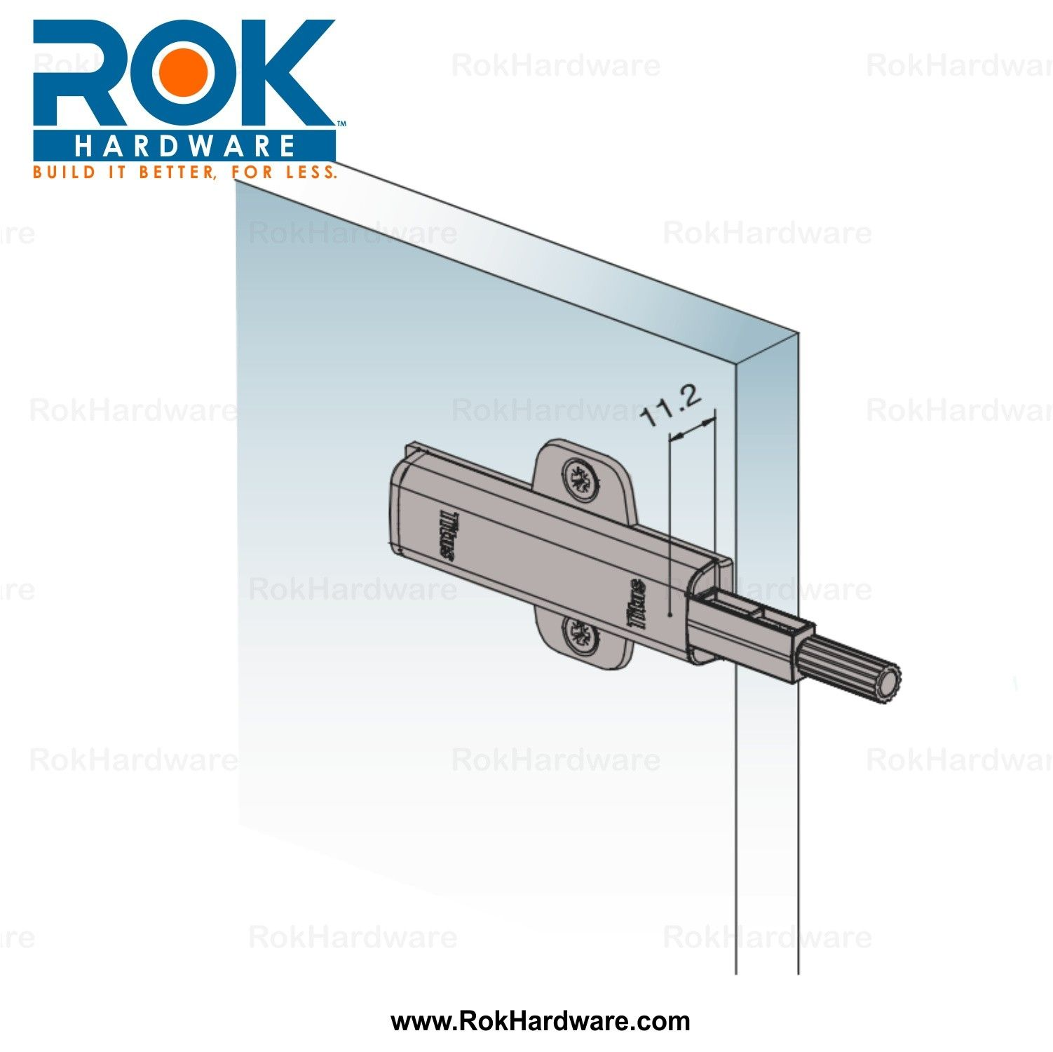 Touch Latch Cabinet Hardware Cabinets Matttroy