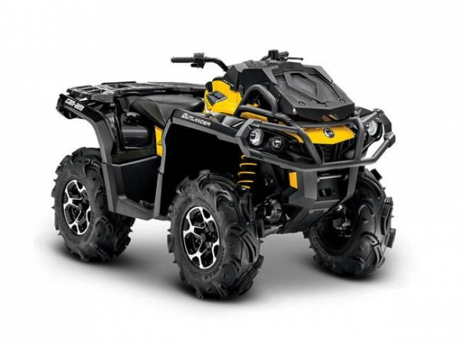 all-terrain vehicles (atv) detailed analysis report 2017
