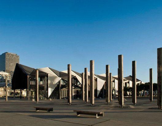 Te Wharewaka,Courtesy of  architecture +