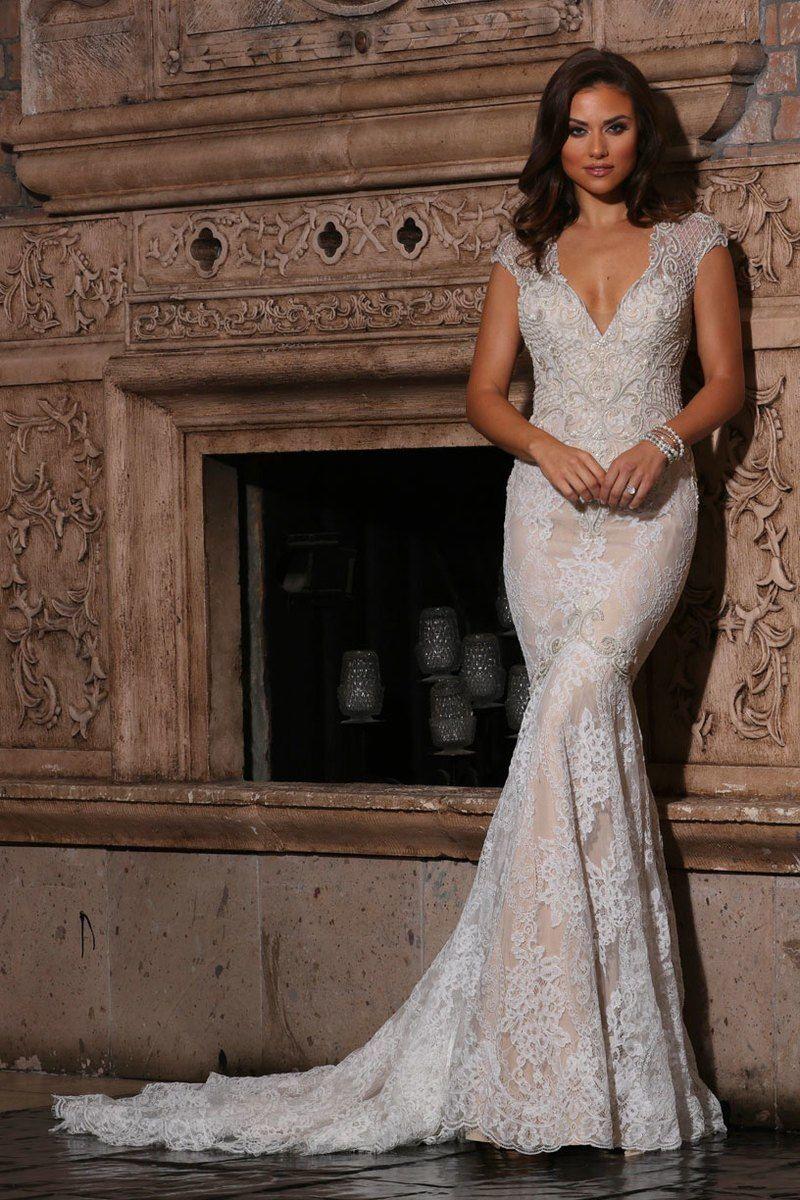 Wedding Dress Carmen in 2020 Wedding dresses, Bridal