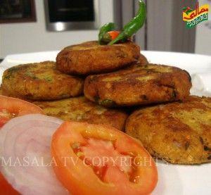 Chicken Daal Kebab – Rida Aftab Recipe