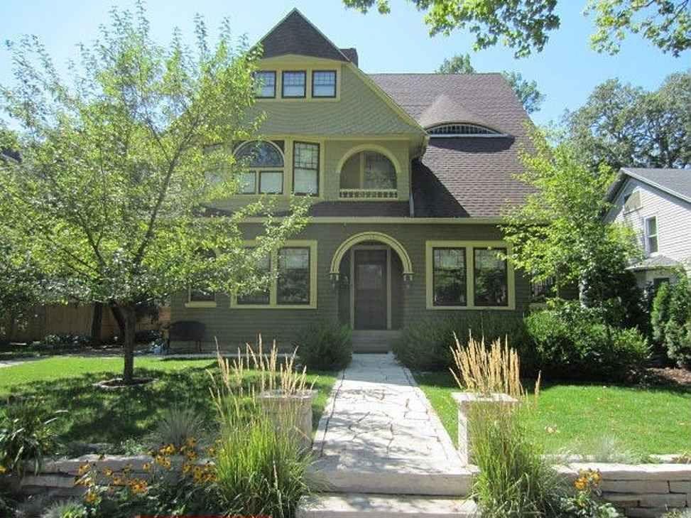 Oshkosh Wi House House Styles Old Houses