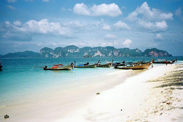 Klong Muang Beach Krabi Thailand