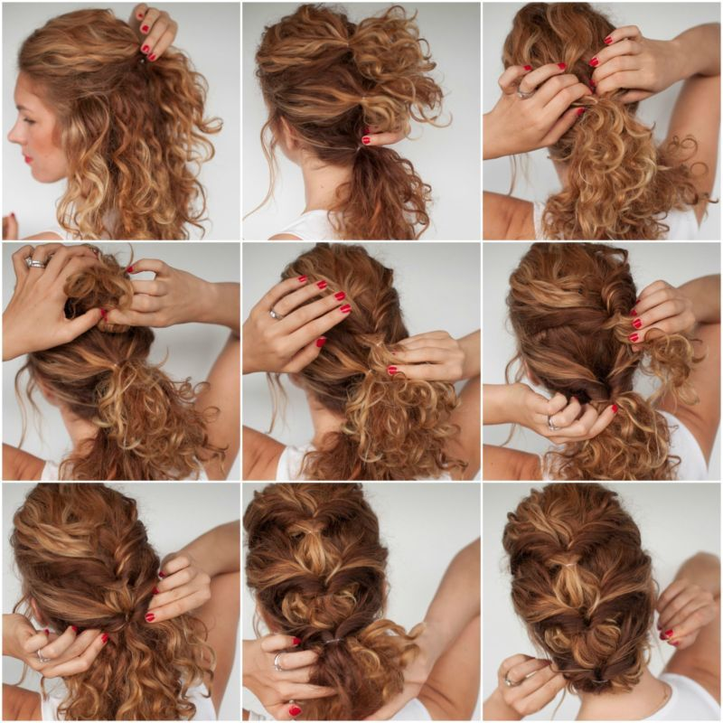 5 Easy Diy Hairstyles That Only Look Complicated Diy
