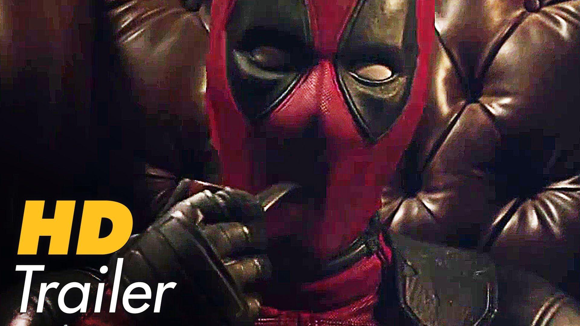 DEADPOOL Trailer Trailer (2016) Marvel Superhero Movie | Your name ...