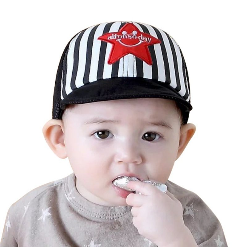 3e9e85442c3 Click to Buy    Newborn Boby Summer Infant Boys Girls Baseball Cap Toddler