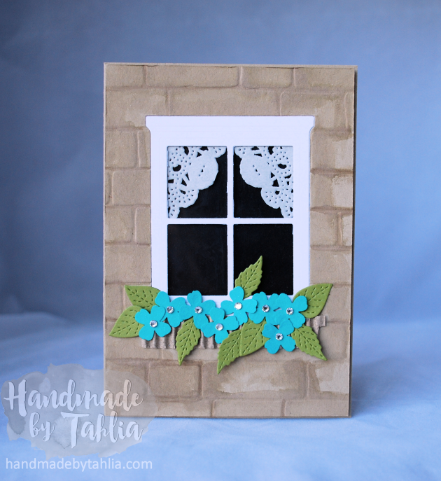 Stampin' Up! | Hearth and Home Thinlits Dies | New Home Cards For more information visit: handmadebytahlia.com
