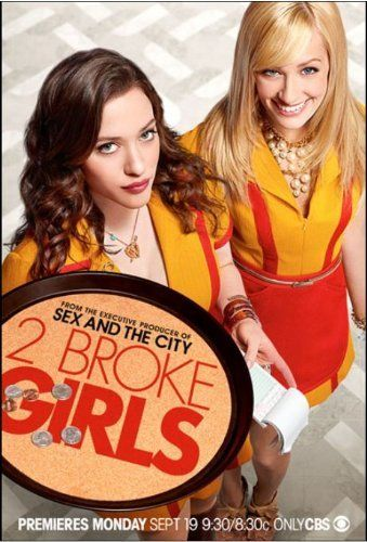 It S Cute Girls Tv Series 2 Broke Girls Tv Shows