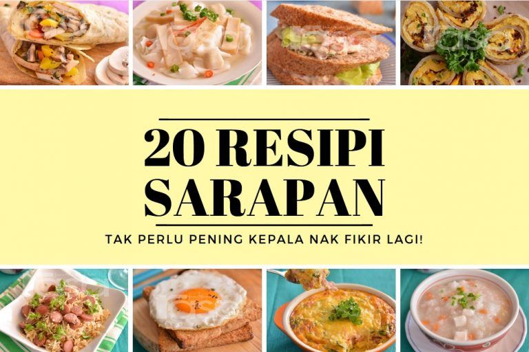 Pin Di Easy Breakfast Menu