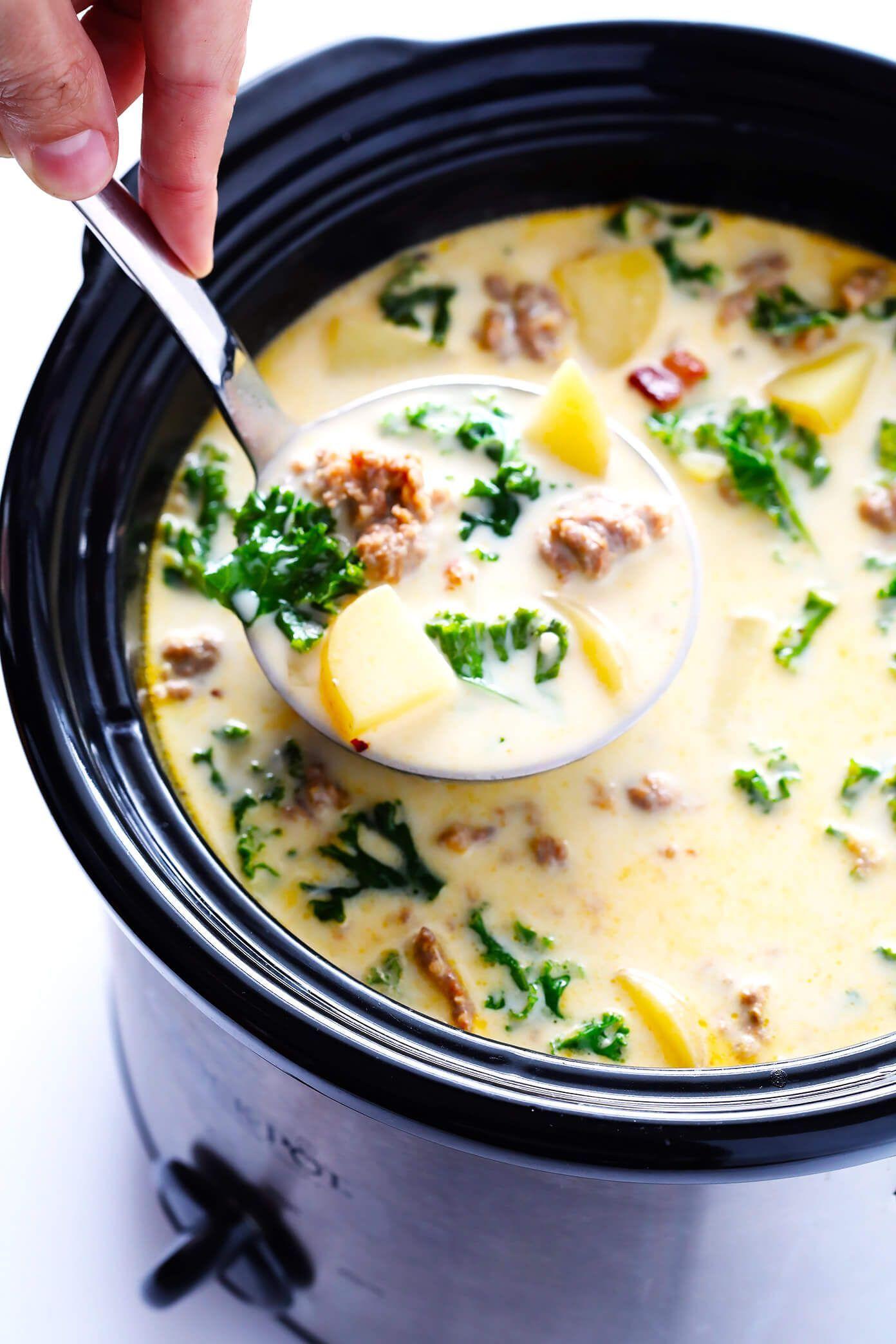 Instant Pot Minestrone Soup (Olive Garden Copycat