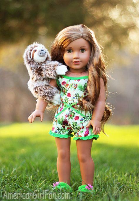 American Girl Doll Lea #americangirlhouse