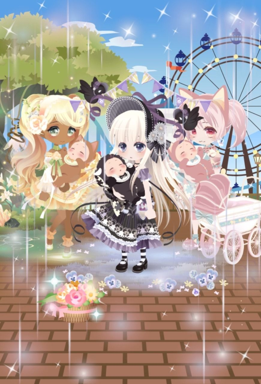 Pin by Bunny_princess on Dress up game Up game, Anime