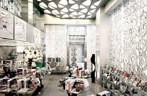 La Librairie 10 Corso Como Milan Bookstore Bookshop Books 10 Corso Como Bookstore Corso Como