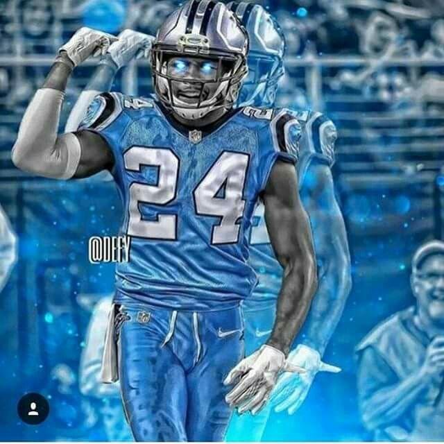 Josh Norman Carolina Panthers Football Carolina Panthers Wallpaper Panthers Football