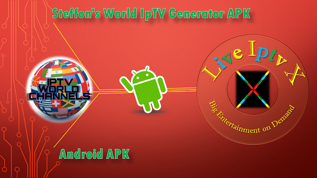 Live Iptv X Streaming Tv Streaming Tv Channels Watch Live Tv
