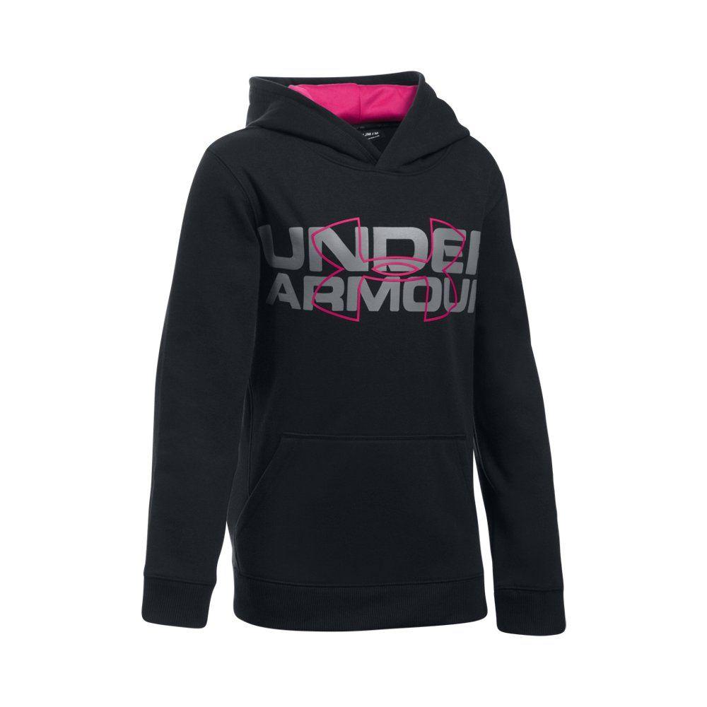 Under Armour Boys Threadborne Logo Hoody