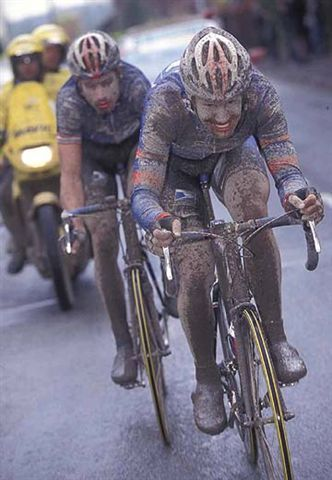 Cycling Paris Roubaix 2002