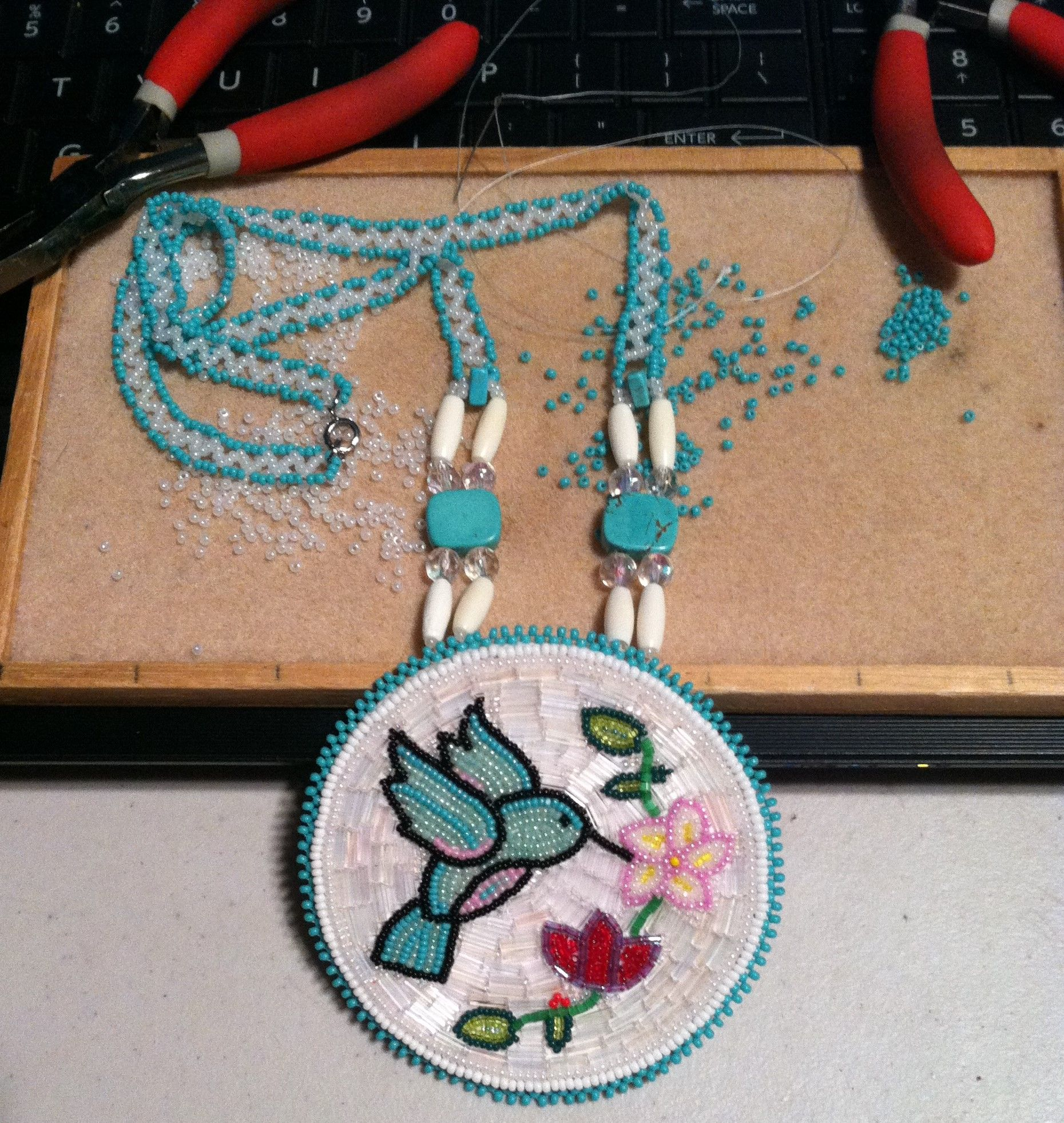 Creative fun! by Makwaj Trading Co | beadwork | Beaded ...