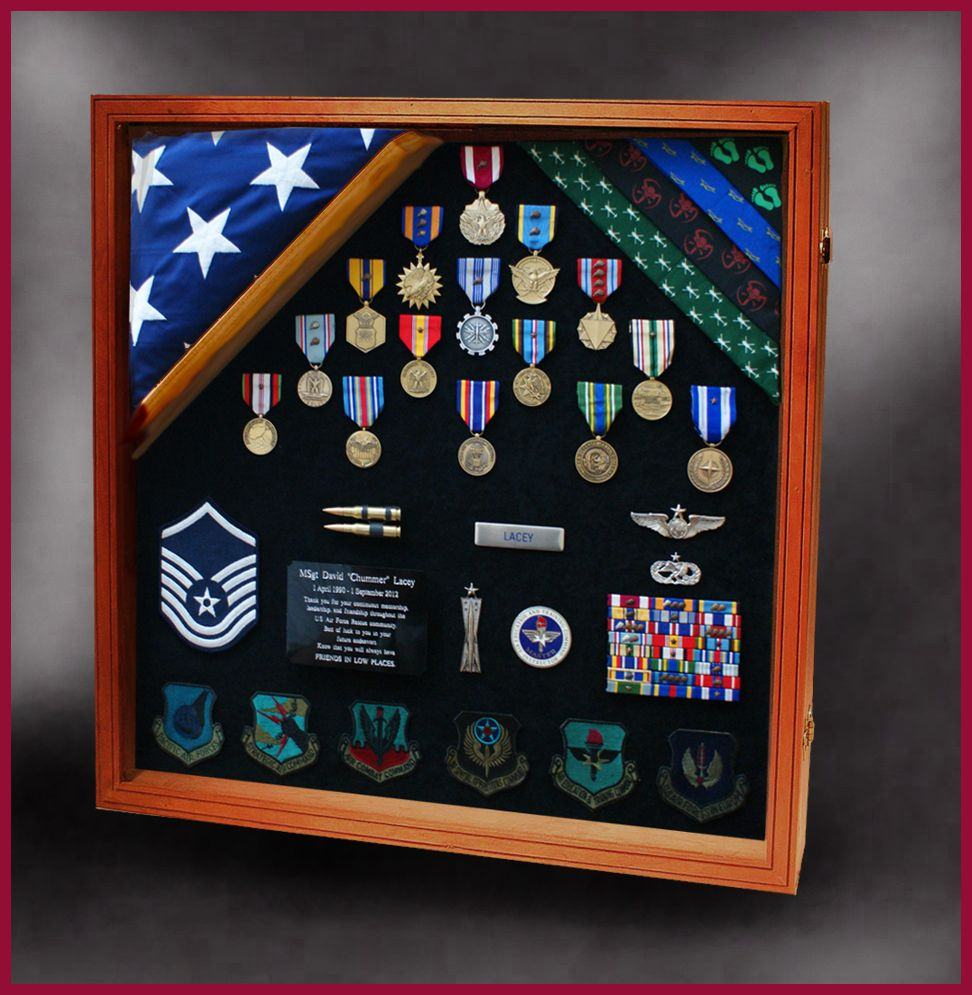 Military Shadow Box Ideas Navy Military Shadow Box