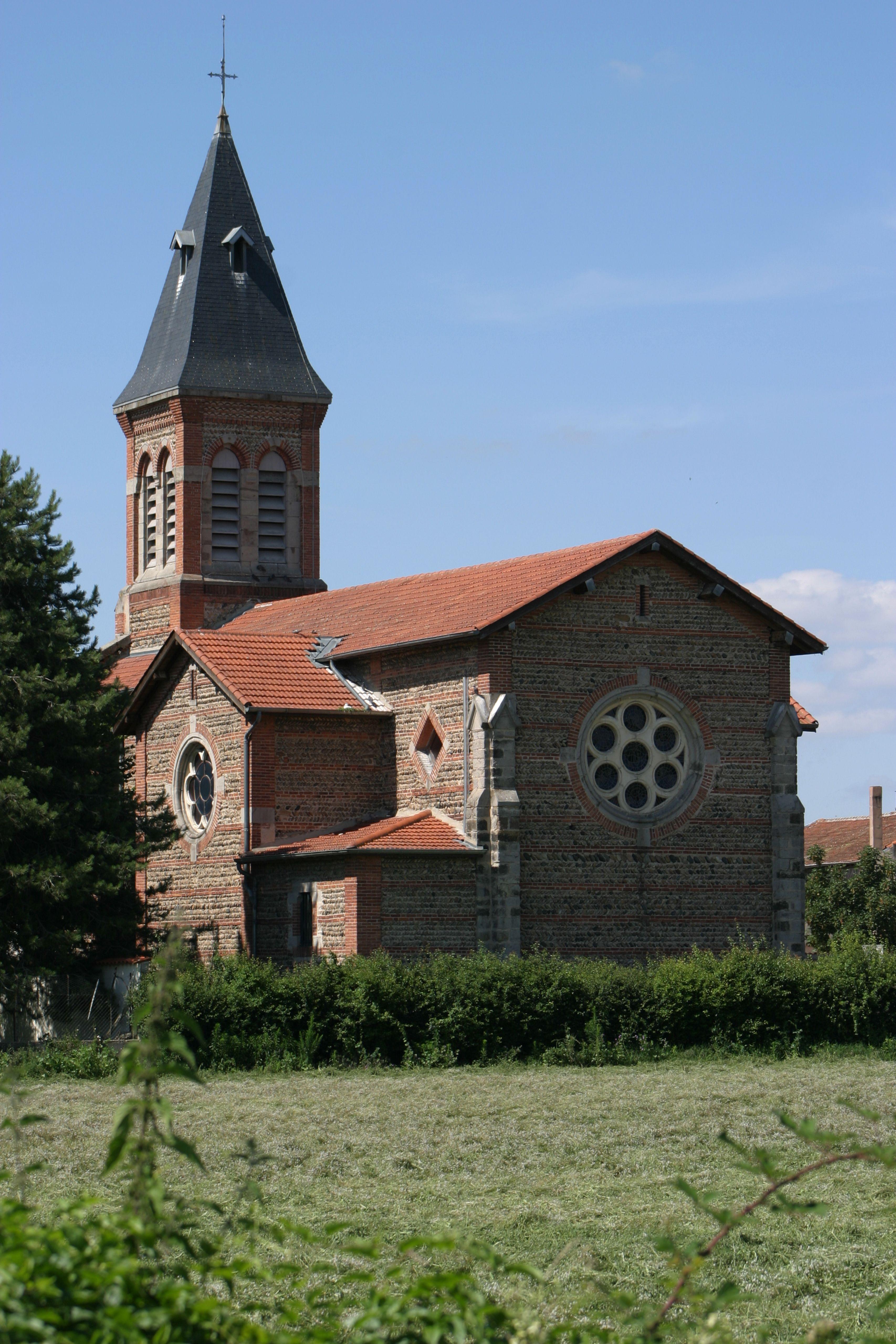 Rivas : Eglise de Rivas