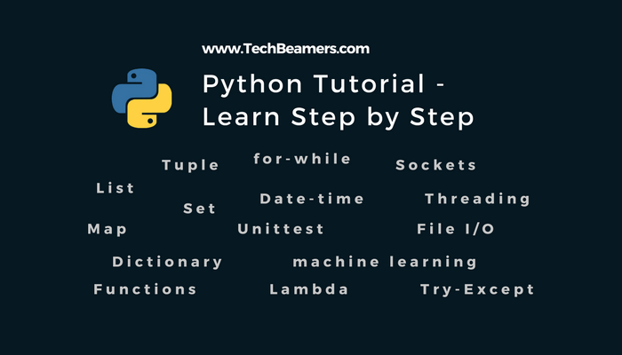 Best Python tutorial to learn basic to advanced programming