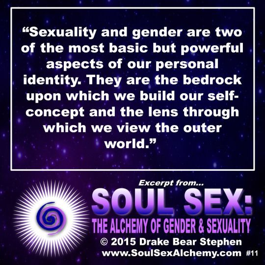 Excerpt from Soul Sex.