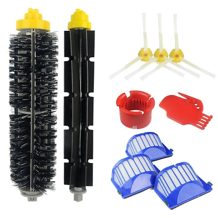 Replacement Part Kit For iRobot Roomba 600 610 620 625 630