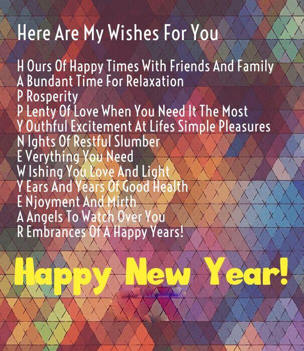 Viral New Year 2018 Romantic Status Caption Image Happy New Year